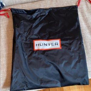 Hunter drawstring bag